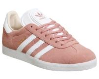 Adidas pink gazelle trainers